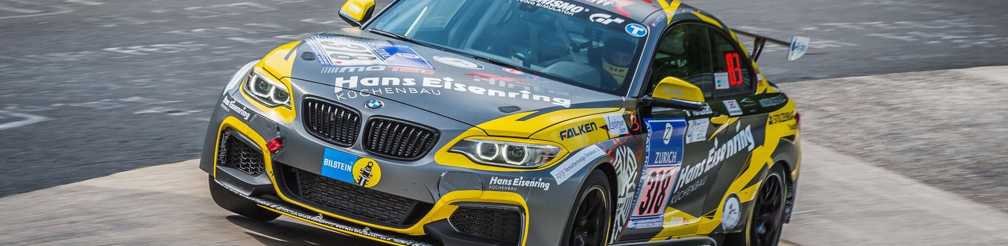 Alex Lambertz, 24h-Rennen Nürburgring