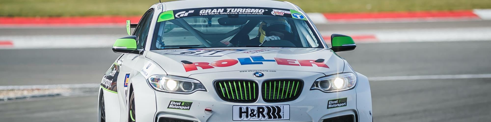 Alex Lambertz, BMW 235i, VLN, Nürburgring