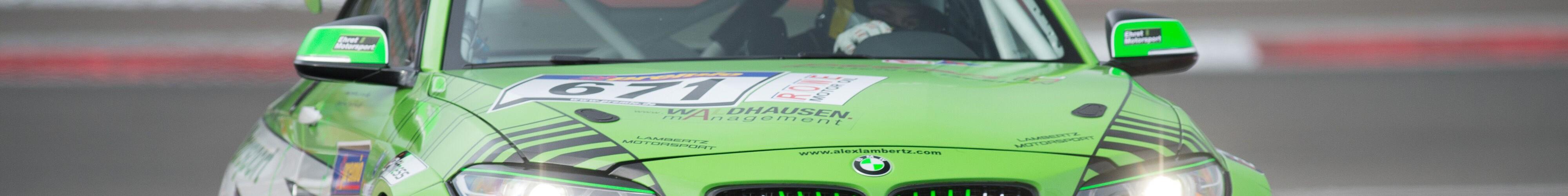 Alex Lambertz, BMW 235i